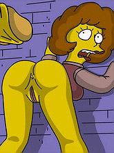 raping a simpsons...